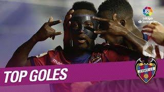 TOP Goles Levante UD LaLiga Santander 2017/2018