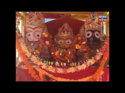 Ratha-Yatra being celebrated in California - Etv News Odia