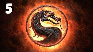 Прохождение Mortal Kombat 11 — Часть 5: Шао Кан