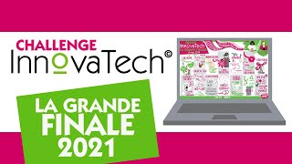 Challenge InnovaTech© 2021 - Facilitation graphique