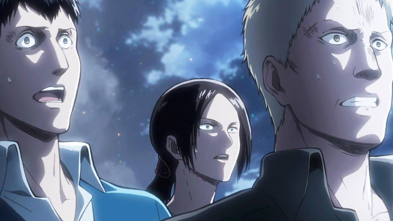 Attack On Titan Season 2 Episode 3 28 Anime Review Secret Of The Walls