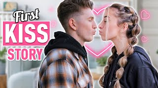 Our FIRST KISS Story   Brooklyn & Brooks