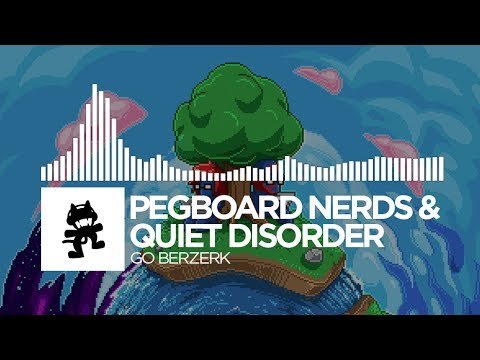 Pegboard Nerds & Quiet Disorder - Go Berzerk [Monstercat EP Release]