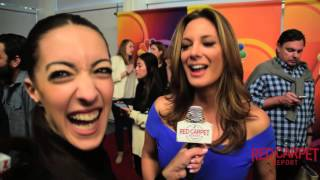 Interview with Alex Meneses from NBC's new Comedy Telenovela #NBCTelenovela
