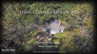 Possum Spring Farm in Wendell NC