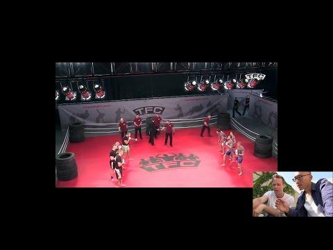 Boxing vs MMA - 5 v 5 Team MMA Fight (TFC) Russia vs Poland
