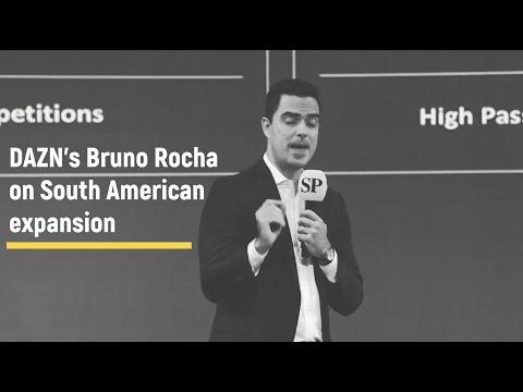 Building DAZN Brazil with Bruno Rocha