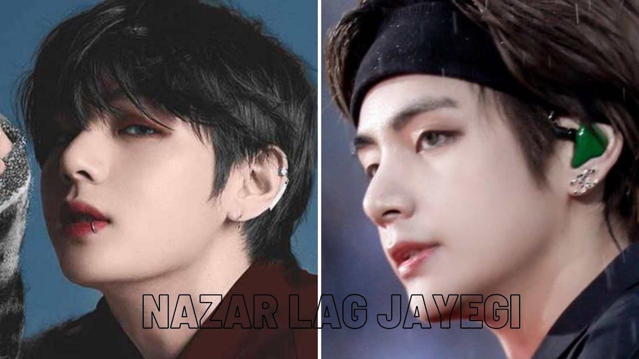 Kim Taehyung FMV || Nazar Lag Jayegi || BTS Bollywood Mix Edit