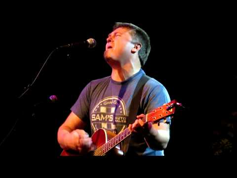 Edwin McCain, 8 Miles From A Paved Road
