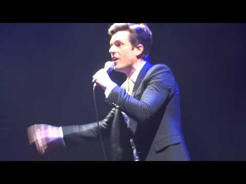 The Killers - This River Is Wild - London, UK - Nov 27 2017