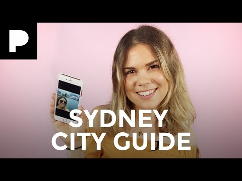 The Ultimate Guide to Sydney with Madeleine Shaw