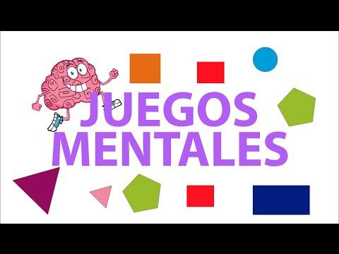 JUEGOS MENTALES PARA NIÑOS /Agilidad mental para el cerebro