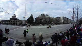 Detroit's America's Thanksgiving Day Parade 2017 in 360°