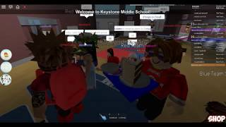 ROBLOX FIGHT À KEYSTONE MIDDLE SCHOOL
