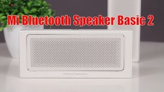 Loa Xiaomi bản Basic GIÁ RẺ HƠN RẤT NHIỀU BẢN THƯỜNG - Mi Bluetooth Speaker Basic 2