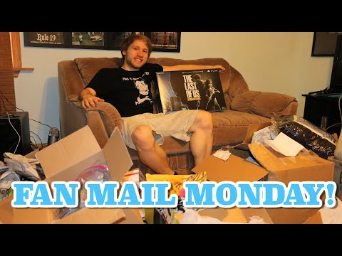 FAN MAIL MONDAY #23 -- PS4, Stuffed Animals & Space Crystals