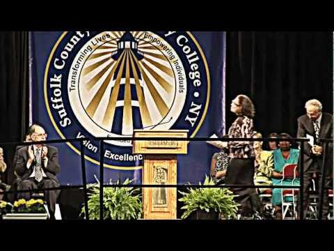 SUFFOLK COUNTY COMMUNITY COLLEGE HONORS CONVOCATION (2012)