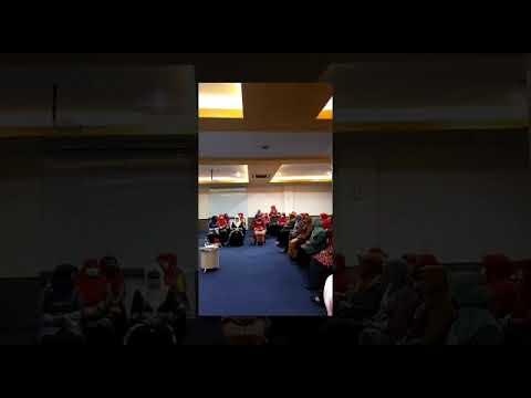 Pertemuan Darmawanita Kemenag se Indonesia dg Ibu Menteri Agama RI 15 Niv 2020