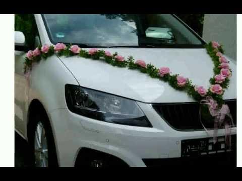 Wie Schmücke Ich Ein Hochzeitsauto