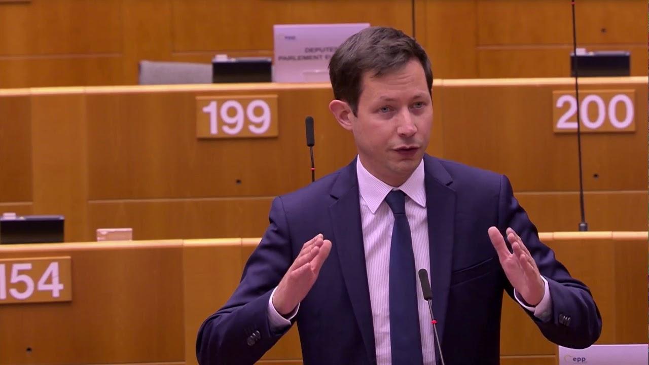 Intervention en séance plénière du Parlement européen sur la Turquie.