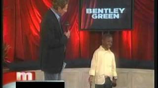 Bentley Green :: Maury Povich :: 1st Appearance 2007