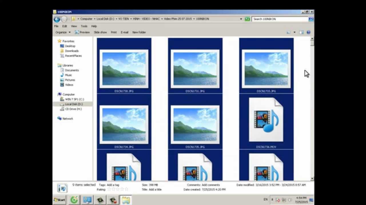 Loi khong hien thi hinh anh cua file anh trong windows 7