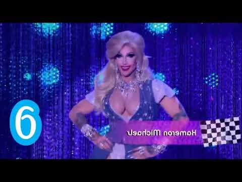RuPaul's Drag Race X: Denim & Diamonds Ranking