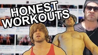 Honest Workouts - YouTube Fitness Channels(Instagram: http://instagram.com/buffdudes Facebook: http://www.facebook.com/buffdudes Twitter: http://twitter.com/buffdudes Blog: ..., 2014-06-11T12:00:05.000Z)