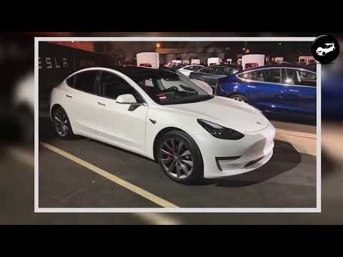 Tesla Model 3 will have Smart Air Suspension option, linked to dual motor configuration