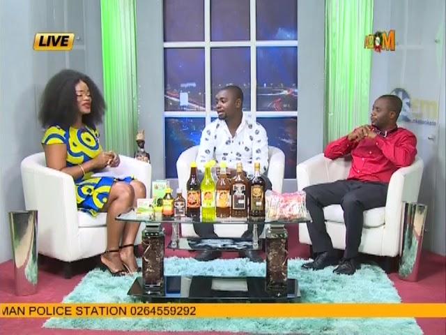 New Year Resolutions - Nsem Nketenkete on Adom TV (4-1-18)