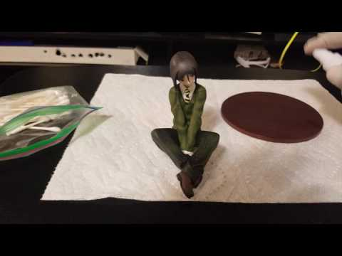 How To Clean Figures