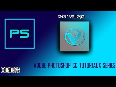 creer un logo photoshop cc