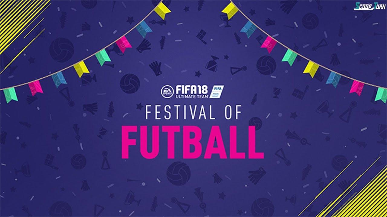 FUT 18 - Annonce du festival du FUTBALL