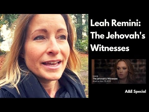 Leah Remini: The Jehovah's Witnesses  A&E Special