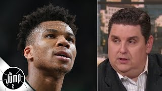 ESPN NBA Power Rankings reaction: Should the Bucks really be No. 1? | The Jump Video