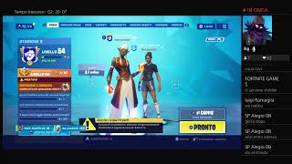 Fortnite game with you - maybe skin gift