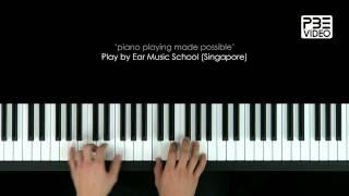 shi nian 十年 by Eason Chan ( 陈奕迅 ) piano cover