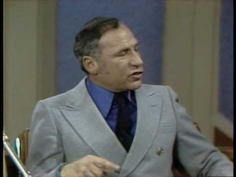 Mel Brooks bitches about Harry Cohn