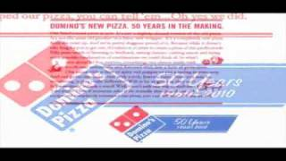 Domino Pizza History