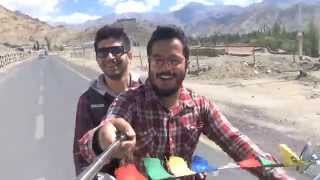 Experience LEH, India, in 360° Degrees - Most Epic Selfie