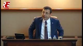 İBB meclisi 1. Toplantısı gergin anlar tamamı full