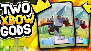 2 X-BOW GODS share How To DOMINATE w/ 2.9 XBOW CYCLE!