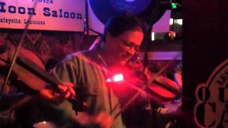 "Gordon Gano & Lost Bayou Ramblers, ""Gone Daddy Gone"" at Blue Moon, Lafayette, LA 1/15/2011"