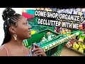Dollar Tree With Me! + $1.00 STORAGE IDEAS for Hair & Makeup!