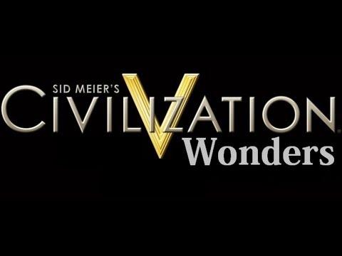 Civilization 5 All Wonders  Wonder Quotes