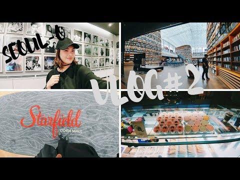 TRAVEL 2017||SEOUL, SOUTH KOREA|| (DAY 2) VLOG #2