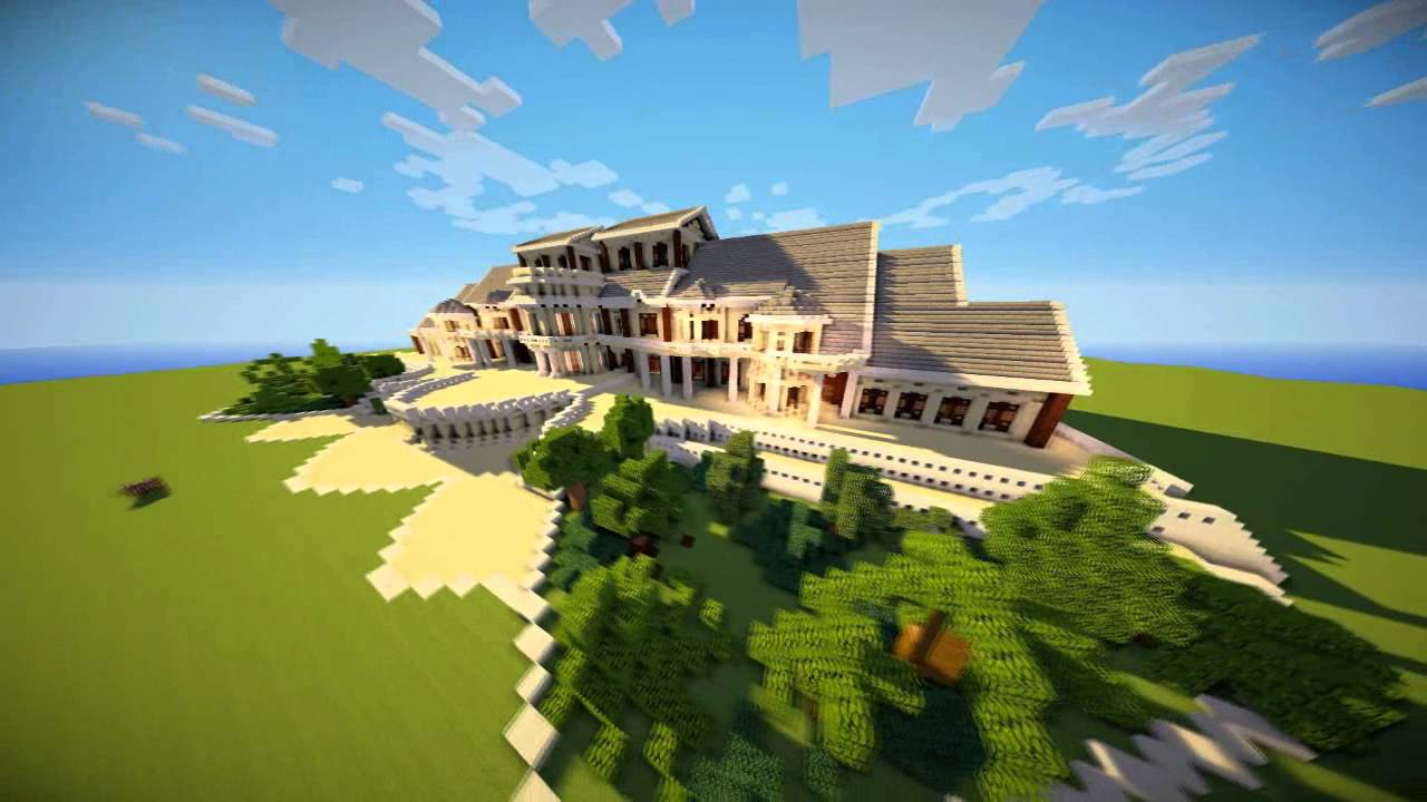 TOP 9 MINECRAFT HOUSES! - 9 (Luxury, Mansions, & MORE!) - YouTube