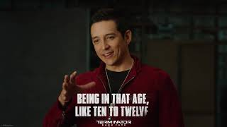 Terminator: Dark Fate - What Does Terminator Mean to You: Gabriel Luna (2019) - Paramount Pictures