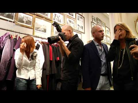 fashiontv | FTV.com - THE BEST OF - VOGUE FASHIONS NIGHT OUT - MILAN