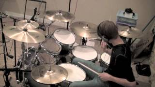 3 Doors Down - Kryptonite drum cover